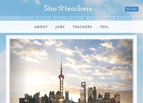starteacherschina.com