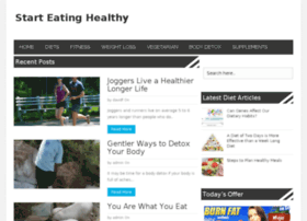 starteatinghealthy.com