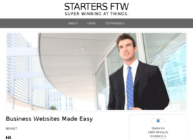 starter.sitestro.com