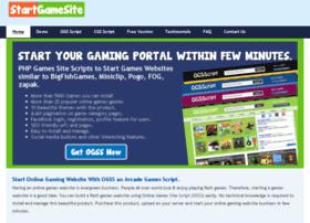 startgamesite.com