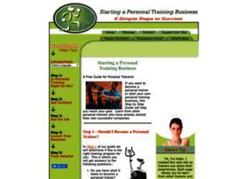 Starting-a-personal-training-business.com