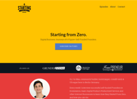 startingfromzero.co