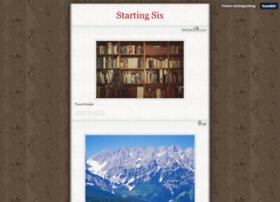 startingsixblog.tumblr.com