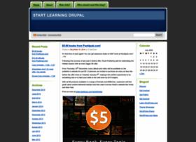 startlearningdrupal.wordpress.com