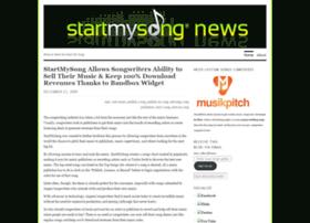 startmysongnews.wordpress.com