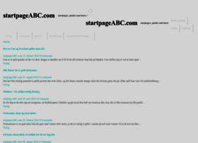 startpageabc.com