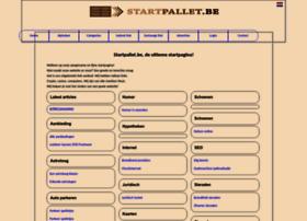 startpallet.be