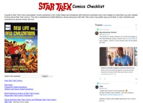 startrekcomics.info