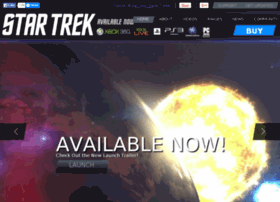 startrekgame.com