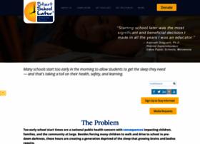 startschoollater.net