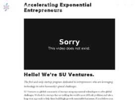 startup.singularityu.org