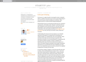 startup360.blogspot.in