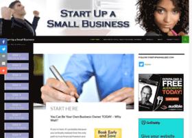 startupasmallbiz.com