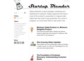 startupblender.com