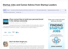 startupcareeradvice.com