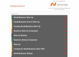 startupcountry.ch