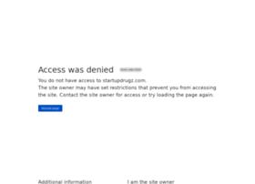 startupdrugz.com