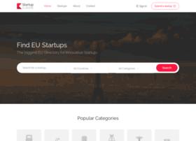 startupeurope.net
