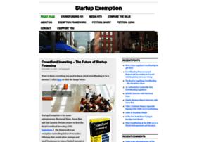 startupexemption.com