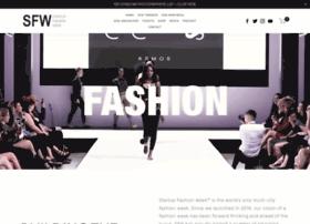 startupfashionweek.com