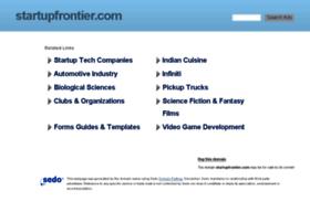startupfrontier.com