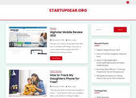 startupgear.org