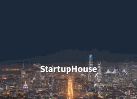 startuphouse.com