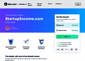 startupincome.com
