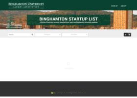 startuplist.binghamton.edu