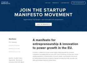 startupmanifesto.eu
