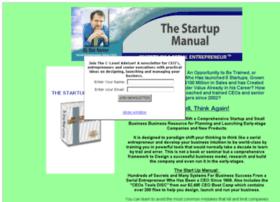 startupmanual.com