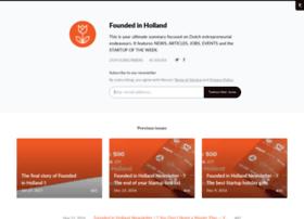 startupnews.foundedinholland.com