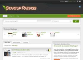 startupratings.com