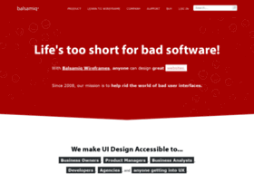 startups.mybalsamiq.com