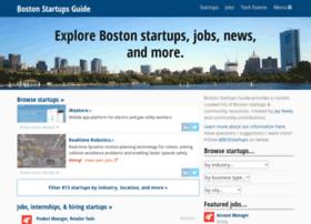 startupsinboston.com