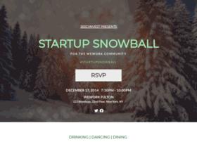 startupsnowball.splashthat.com