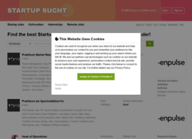 startupsucht.com