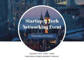 startuptechnetworking2015.splashthat.com