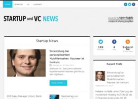 startupundvcnews.de