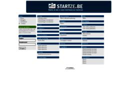 startze.be