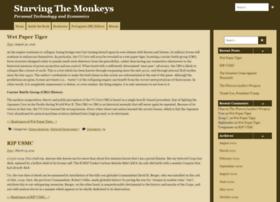 starvingthemonkeys.com