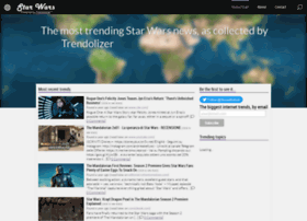 starwars.trendolizer.com