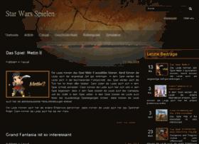 starwarsspielen.com