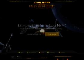 starwarstheoldrepublic.com