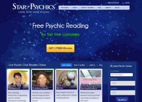 starzpsychics.com