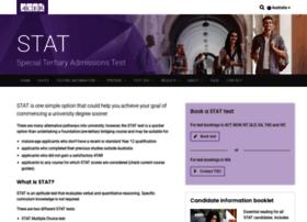 stat.acer.edu.au