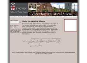 stat.brown.edu