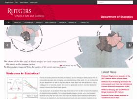 stat.rutgers.edu