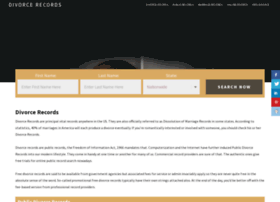 state-divorce-records.com