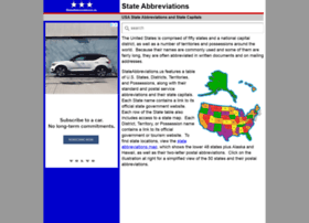 stateabbreviations.us